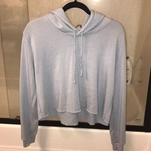 Brandy Melville crop top sweatshirt